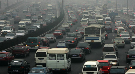 Air Pollution in China 10 Interesting Air Pollution Facts