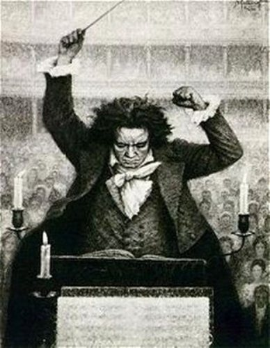 Beethoven Conducting 10 Interesting Beethoven Facts