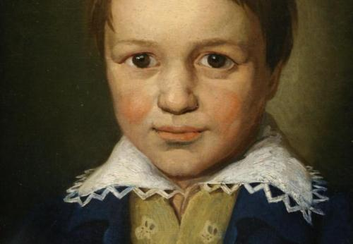 Beethoven as a Kid