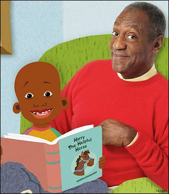 Bill Cosby and Kids