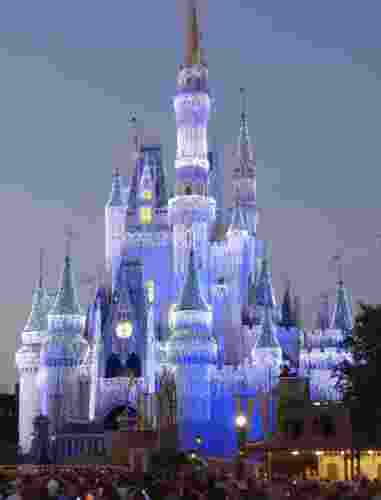 Castle 10 Interesting Disney World Facts