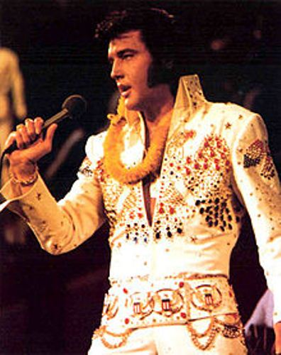 Elvis Presley in Hawaii