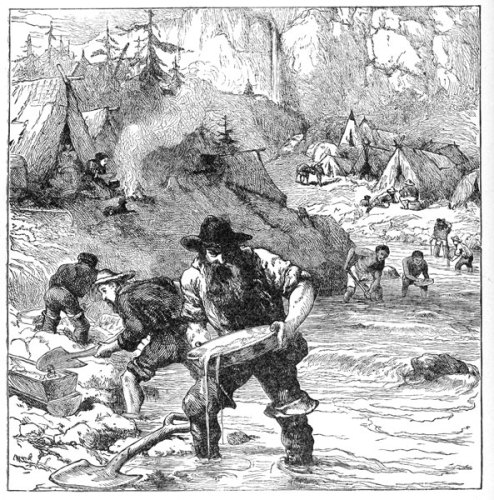 Gold Rush Era 10 Interesting Gold Rush Facts