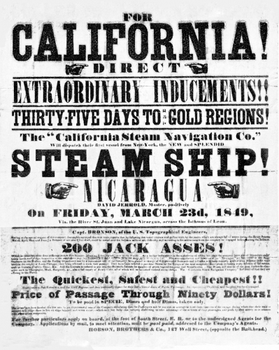 Gold Rush Paper 10 Interesting Gold Rush Facts