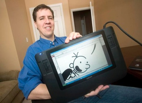 Jeff Kinney  Facts