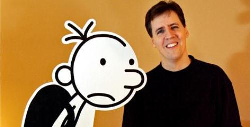 Jeff Kinney 10 Interesting Jeff Kinney Facts