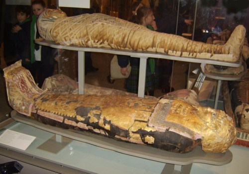 Mummies 10 Interesting Mummy Facts