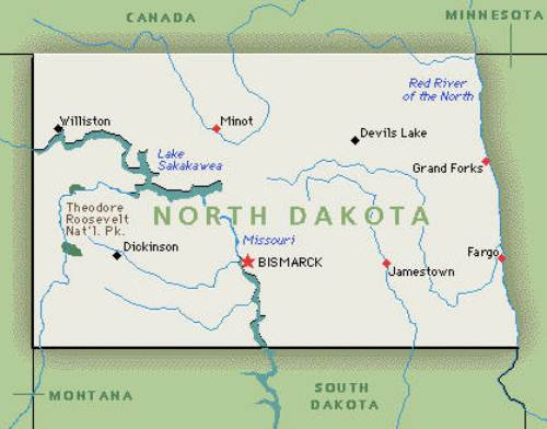 10 interesting north dakota facts my interesting facts for Home design jamestown nd
