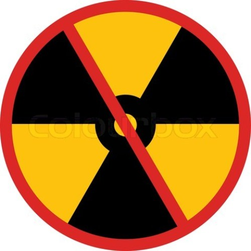 Nuclear Power Sign