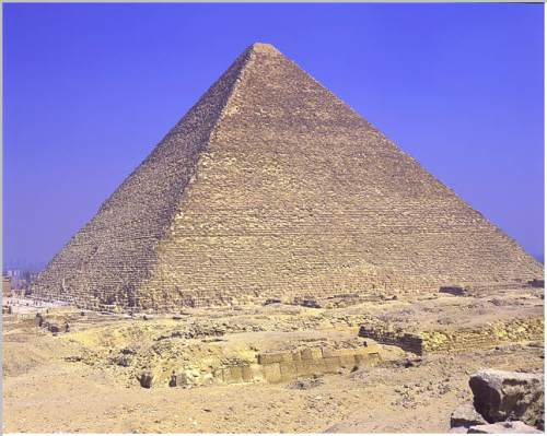 Pyramid Khufu 10 Interesting Pyramid Facts