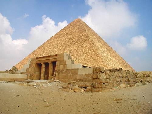 great pyramid 10 Interesting Pyramid Facts