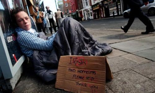 Homeless Man 10 Interesting Homelessness Facts