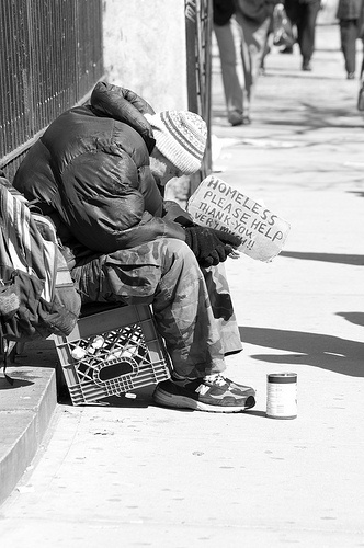 10 Interesting Homeless People Facts