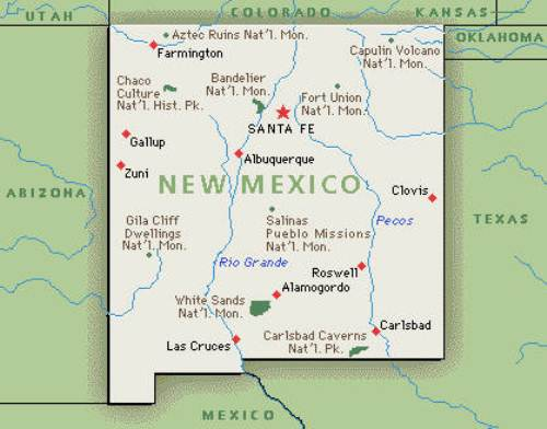 10 Interesting New Mexico Facts My Interesting Facts