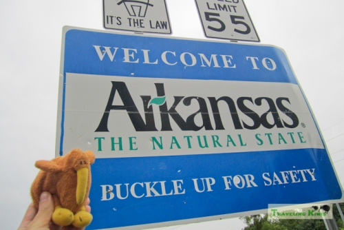Welcome to Arkansas