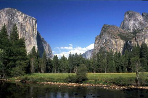 Yosemite National Park Scenic View 10 Interesting Yosemite National Park Facts