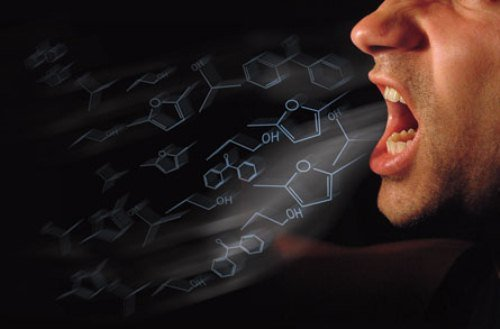 bad breath 10 Interesting Respiratory System Facts
