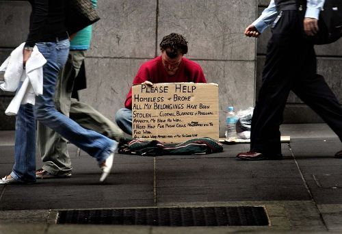 homelessness Facts 10 Interesting Homelessness Facts