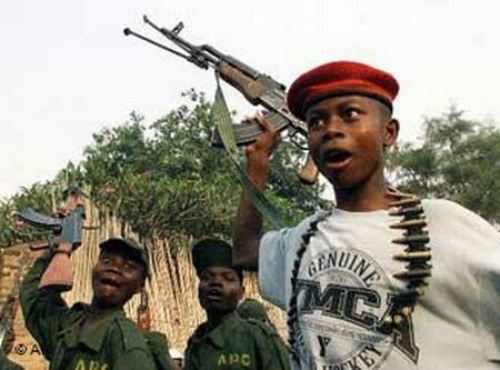 Child Soldier 10 Interesting Child Soldiers Facts