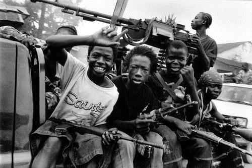 Child Soldiers facts 10 Interesting Child Soldiers Facts