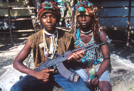 Children Soldiers 10 Interesting Child Soldiers Facts