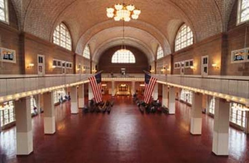 Ellis Island Facts