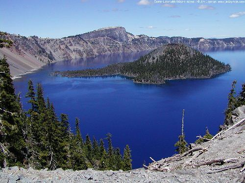 crater lake facts