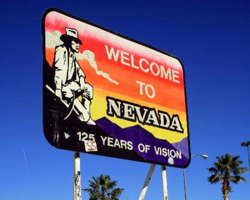 nevada welcome
