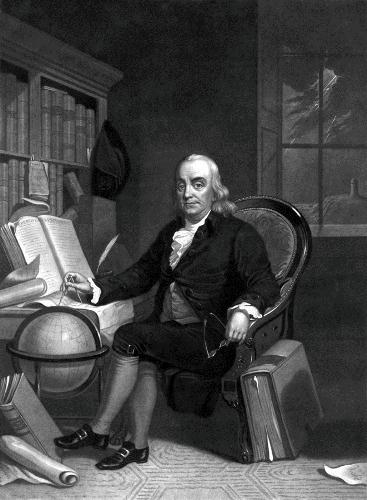 Ben Franklin and His Invention