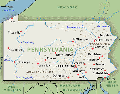 10 Interesting Pennsylvania Facts  My Interesting Facts