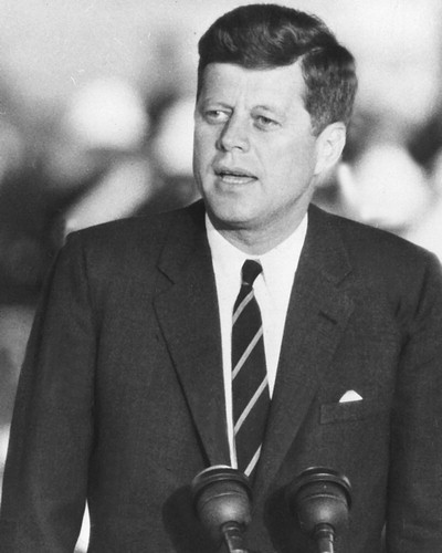 Something President john f kennedy matchless message