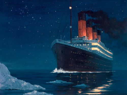 Titanic Travelled