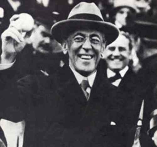 Woodrow Wilson Facts 10 Interesting Woodrow Wilson Facts