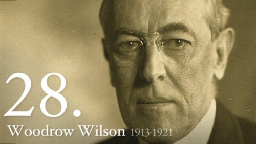 Woodrow Wilson President 10 Interesting Woodrow Wilson Facts