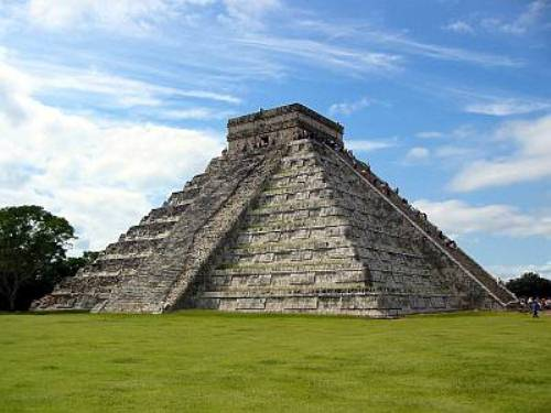 Chichen Itza Facts
