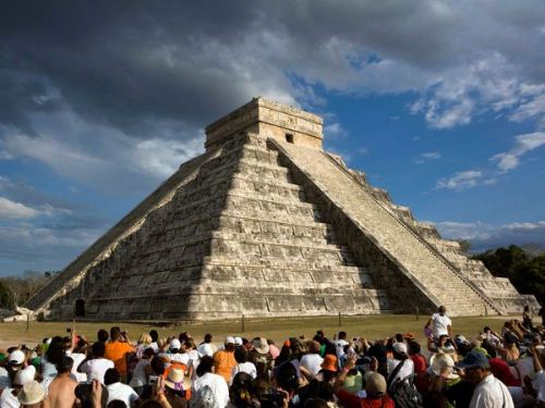 Chichen Itza Pyramid 10 Interesting Chichen Itza Facts