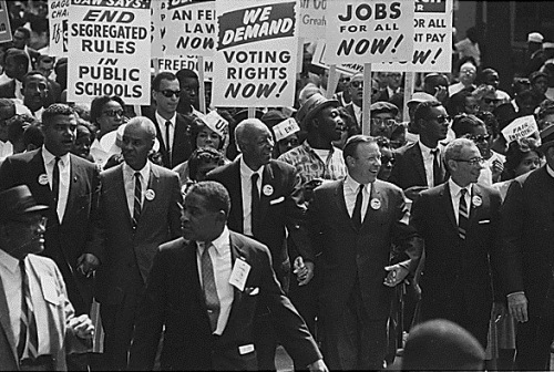 Civil Rights Movement Facts