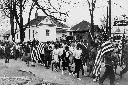 Civil Rights Movement and Marches