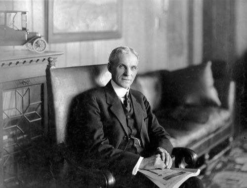 Henry Ford Facts