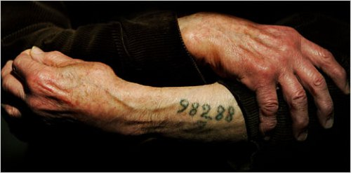 Holocaust Victim