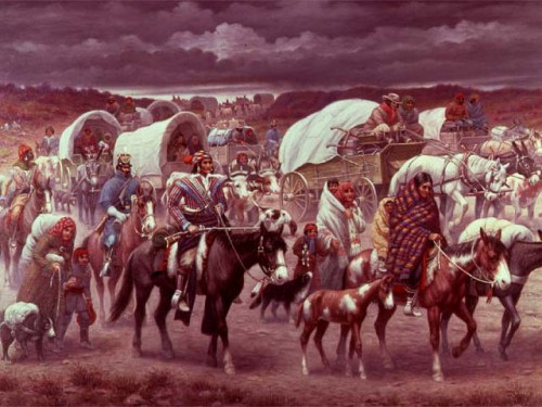 Indian Tribes 10 Interesting Trail of Tears Facts