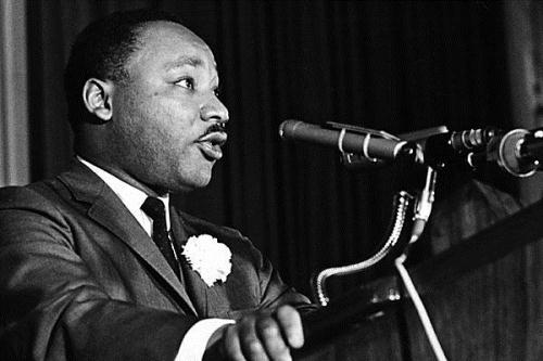 Martin Luther King Speaks