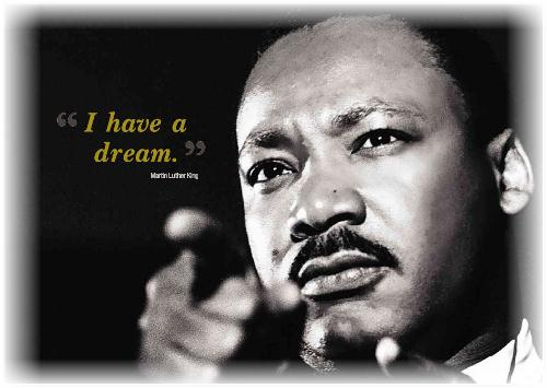 Martin Luther King and Dream