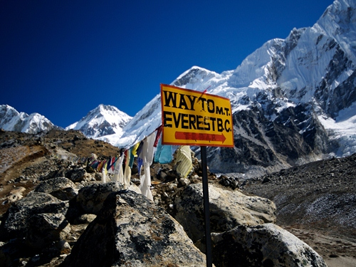 Mount Everest Trail