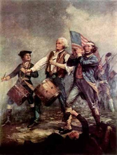 the reasons behind the win in the american revolution Established in 1765, the organization was comprised solely of women who  sought to demonstrate their loyalty to the revolutionary cause by boycotting  british.