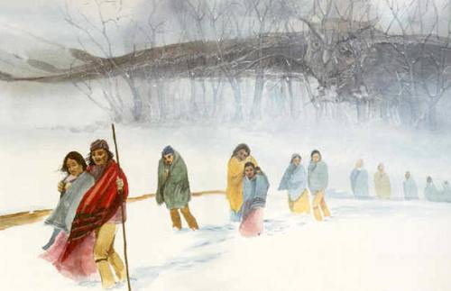 Trail of Tears 10 Interesting Trail of Tears Facts
