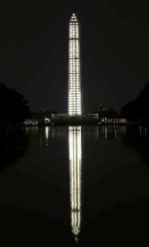 Washington Monument at Night 10 Interesting Washington Monument Facts