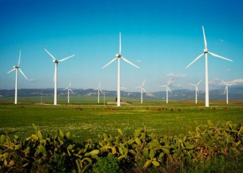 Wind Power Farms