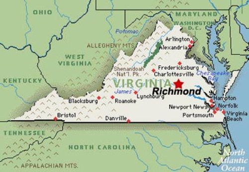 10 Interesting Virginia Facts My Interesting Facts