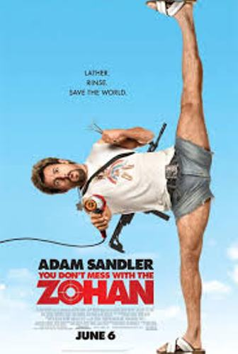 Adam Sandler Zohan 10 Interesting Adam Sandler Facts